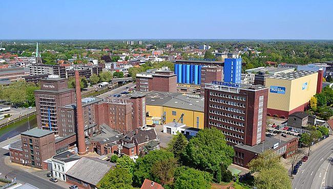 Peter Koelln Company Premises in Elmshorn