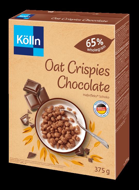 Koelln Oat Crispies Chocolate Pack