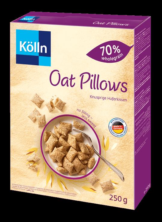 Koelln Oat Pillows Pack